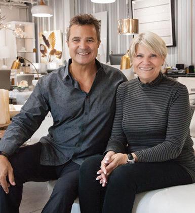 Marcus & Pamela Anast