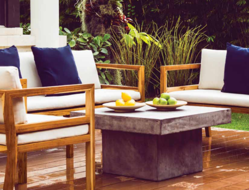 Introducing Kannoa: Luxury Outdoor Furniture that Makes a Statement
