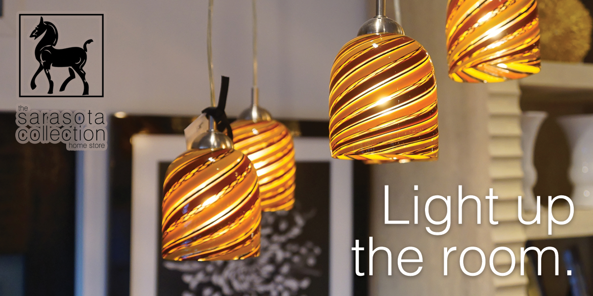 Shine a little light on your space!