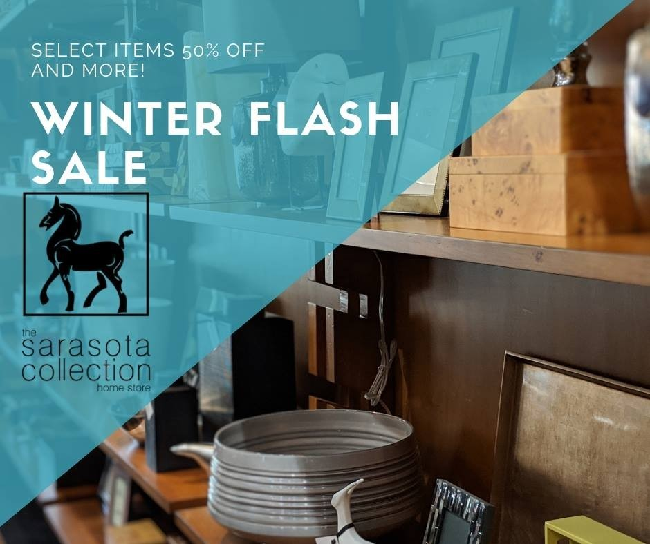 The Winter Flash Sale Continues
